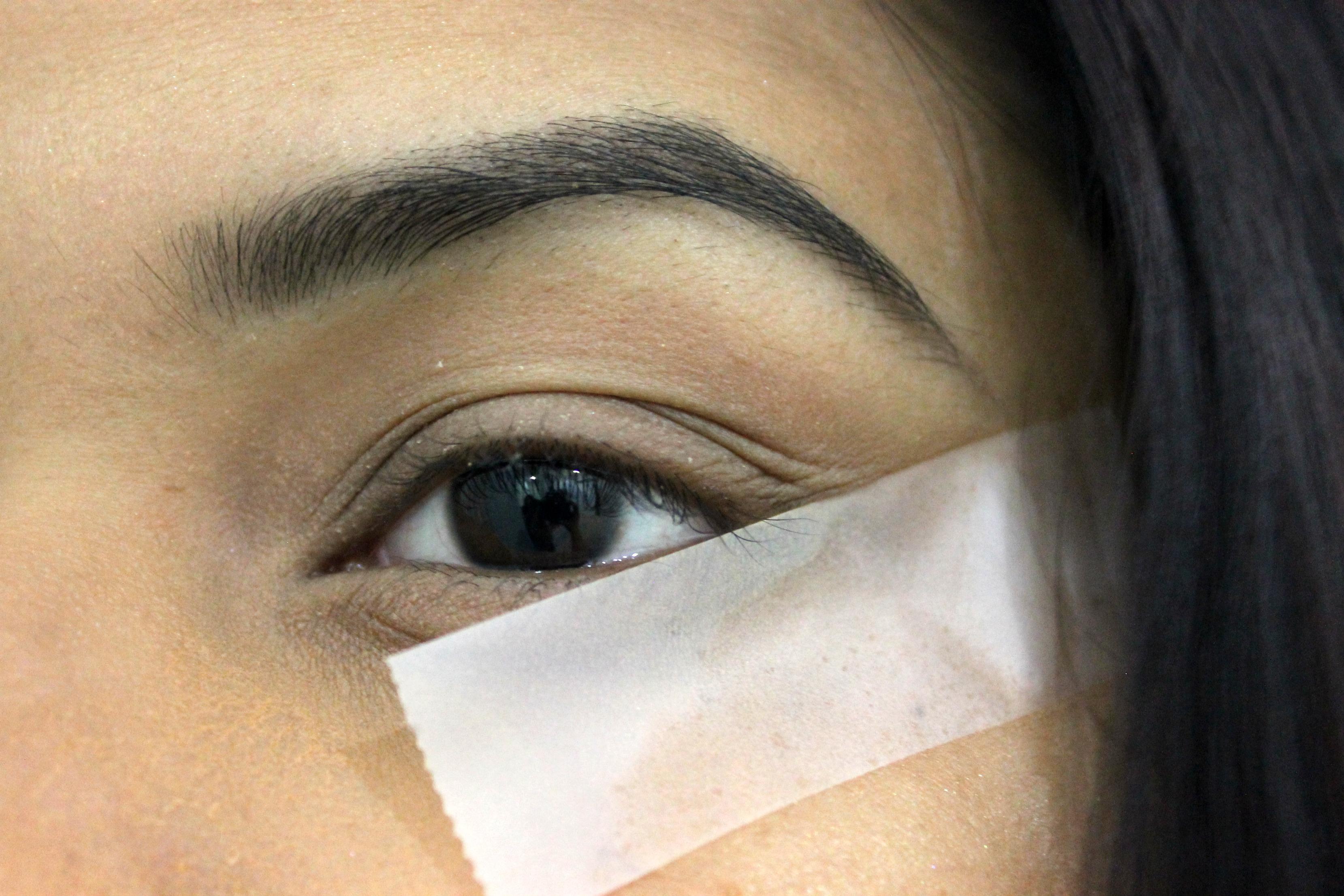 Image result for tape smokey eye